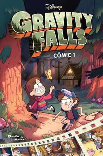Gravity Falls: cómic 1