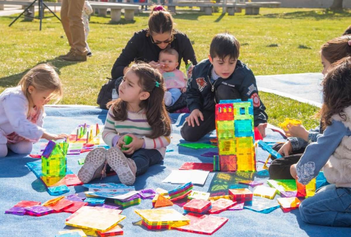 ¡Ven a disfrutar el Día del niño en Vitacura!