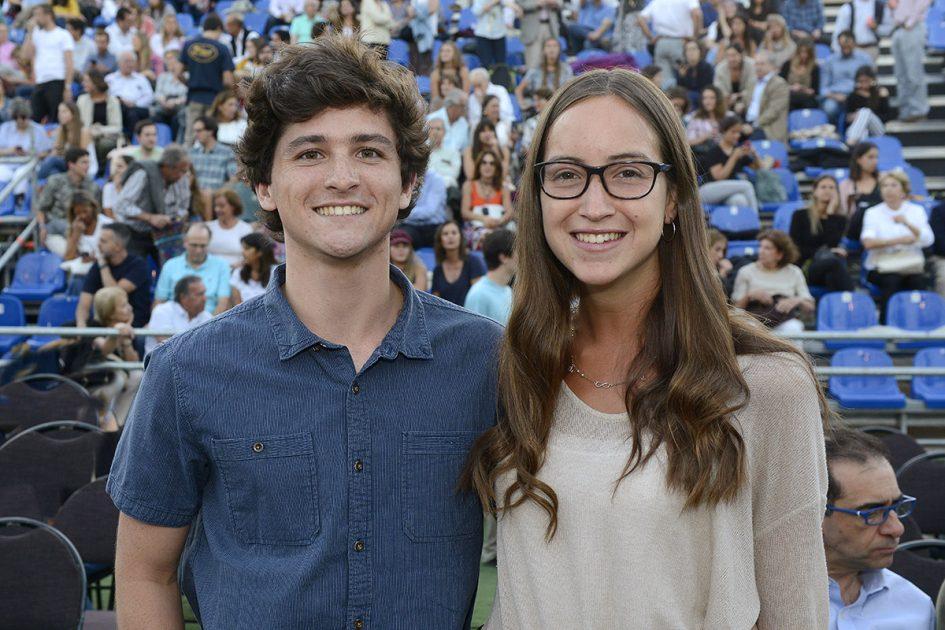 Ignacio Avendaño y María Ignacia Urzúa.