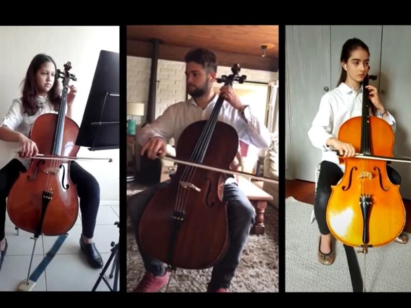 La Orquesta Juvenil e Infantil de Vitacura presenta sus primeras piezas