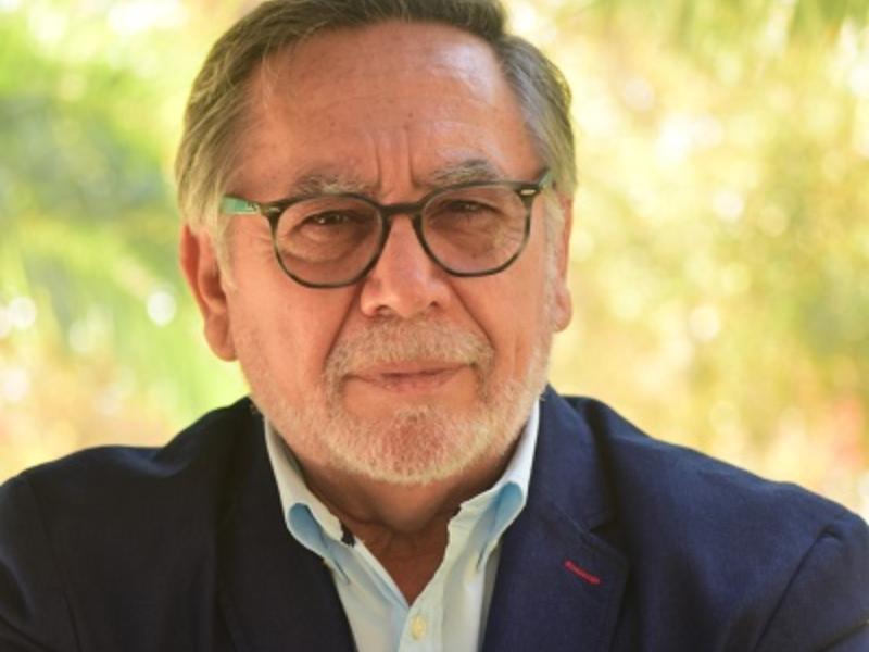 Día Internacional del Libro: Comparte con Guillermo Parvex, autor de súperventas como «Frontera Sur» y «Un veterano de tres guerras»
