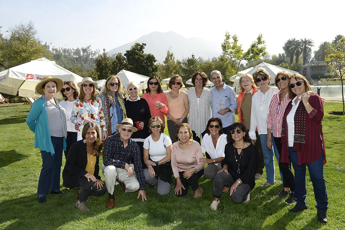 Alumnos de Vitamayor disfrutaron de un picnic con sabor francés