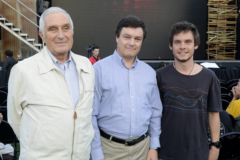 Eduardo Pooley C., Eduardo Pooley P., Eduardo Polley B.