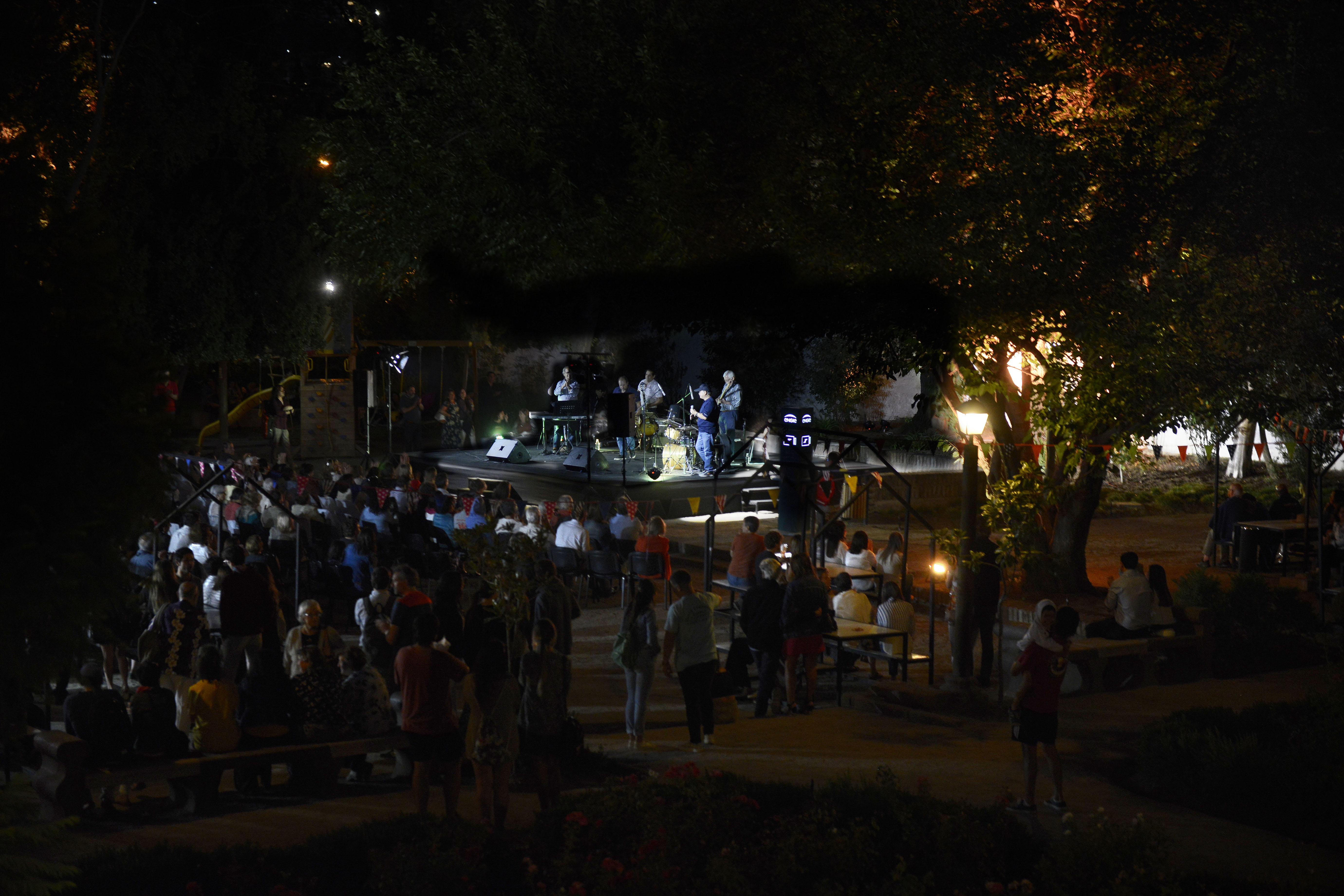 Con éxito de público se celebró primera fecha de ciclo de Jazz en Lo Matta Cultural
